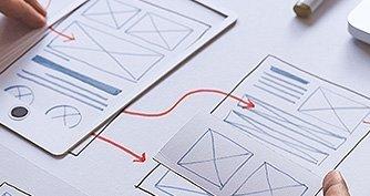 במי לבחור לעיצוב האתר – מעצב אתרים או איש GUI?